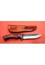 SBH4151 Sürmene elyapımı av bıçağı d2 çeliginden.