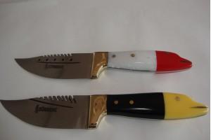 SBH4006 -Sürmene elyapımı av bıçağı.