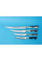 SBH4042 - Sürmene elyapımı hediyelik bıçaklar sap geyikboynuzu.