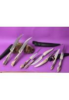 SBH4043 - Sürmene elyapımı hediyelik bıçaklar