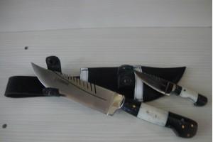 SBH4001 - Sürmene elyapımı 2 l av bıçakları.