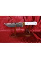SBH4076 - Özel El Yapımı Avcı Bıçağı