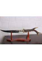 SBH4084 - Sürmene elyapımı karaca boynuzu bıçaklar.