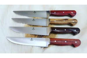 SBK2029 -  Sürmene elyapımı kurban bıçakları.
