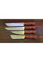 SBK2021 - Sürmene elyapımı kurban bıçak seti.