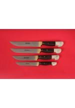 SBM1000 - Sürmene elyapımı 4 lü mutfak bıçak seti.