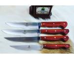 SBM1045 -   Sürmene elyapımı 4 lü mutfak bıçak seti.
