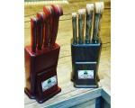SBM1046 -   Sürmene elyapımı 4 lü mutfak bıçak seti6