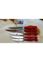 SBM1055 -   Sürmene elyapımı 5 li mutfak bıçak seti