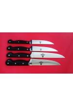 SBM1043 -   Sürmene elyapımı 4 lü mutfak bıçak seti.