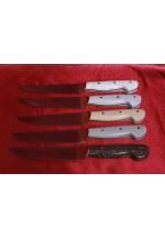 SBM1023 - Özel Kemik Saplı Mutfak Et Bıçakları