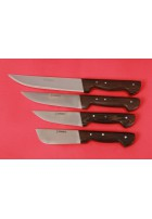 SBK2024 -Sürmene elyapımı kurban bıçak seti.