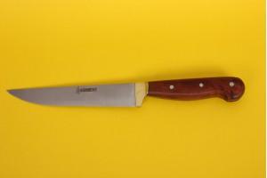 SBM1026 - Özel Gül Ağacı Saplı Mutfak Bıçakları
