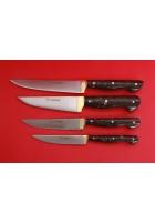 SBM1031 -  Sürmene elyapımı 4 lü mutfak bıçak seti.
