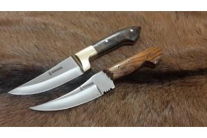 SBH4025 -Sürmene elyapımı av bıçakları.