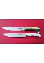 SBH4068 - Beyaz Sap Avcı Bıçağı