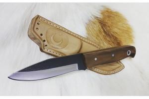 SBH4159-Sürmene elyapımı av bıçağı d2 çeliğinden.