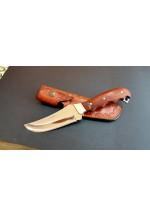 SBH4165-Sürmene El Yapımı Avcı Bıçağı