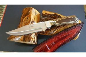 SBH4166-Sürmene El Yapımı Avcı Bıçağı
