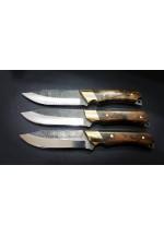 SBH4175-Sürmene El Yapımı Avcı Bıçağı