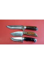 SBH4176-Sürmene El Yapımı Avcı Bıçağı