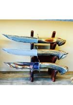 SBH4179-Sürmene El Yapımı Avcı Bıçağı