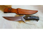 SBH4193-Sürmene El Yapımı Avcı Bıçağı