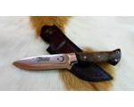 SBH4195-Sürmene El Yapımı Avcı Bıçağı