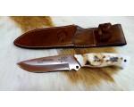 SBH4196-Sürmene El Yapımı Avcı Bıçağı