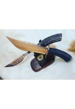 SBH4197-Sürmene El Yapımı Avcı Bıçağı
