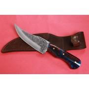 SBH4125 - Gravur İşlemeli Özel El Yapımı Avcı Bıçakları